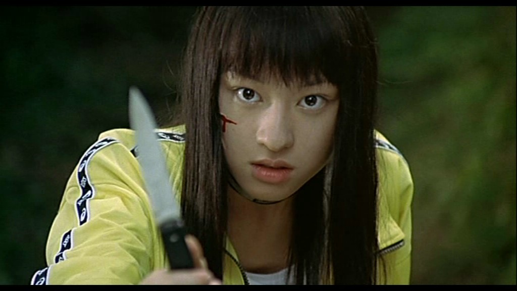 Chiaki Kuriyama is giving you one last chance to see  Battle Royale  at SFFS Cinema!  Don't annoy her…