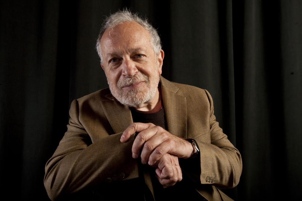 Robert Reich at the Centerpiece screening of INEQUALITY FOR ALL at the 56th San Francisco International Film Festival. PHOTO: Tommy Lau