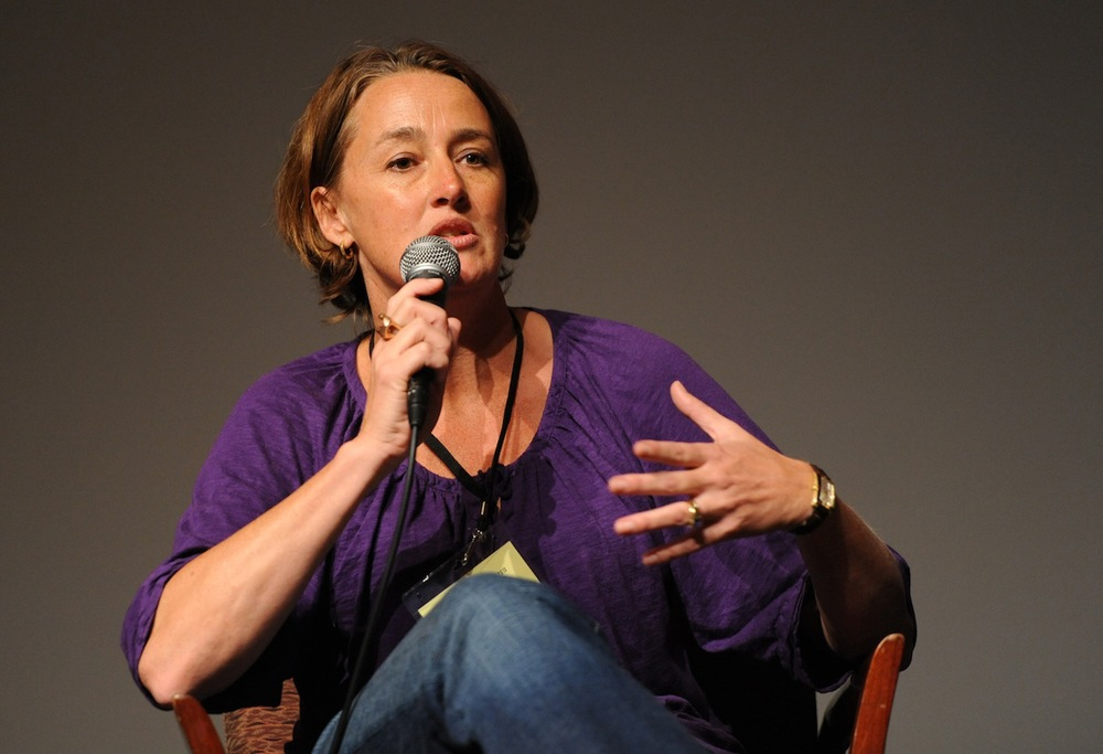 Michele Turnure-Salleo at the 2013 Film Independent Forum