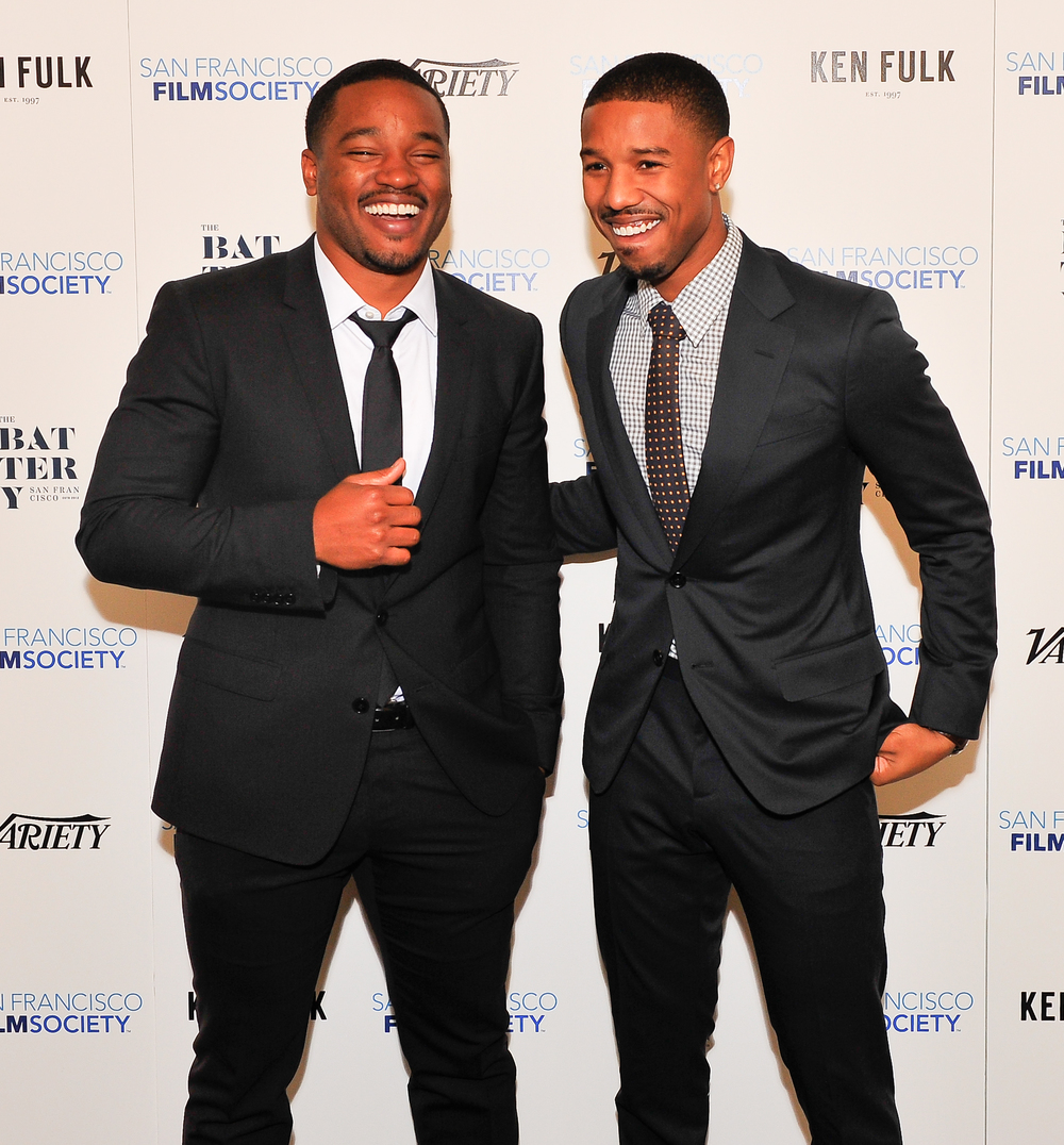 Ryan Coogler and Michael B. Jordan