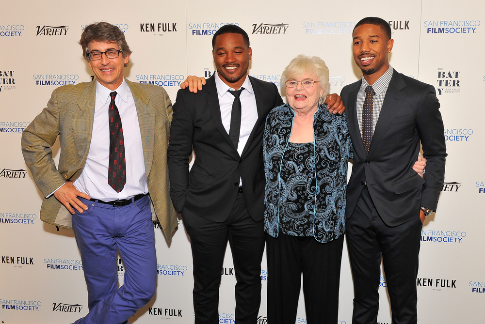 Alexander Payne, June Squibb,  Ryan Coogler, and Michael B. Jordan