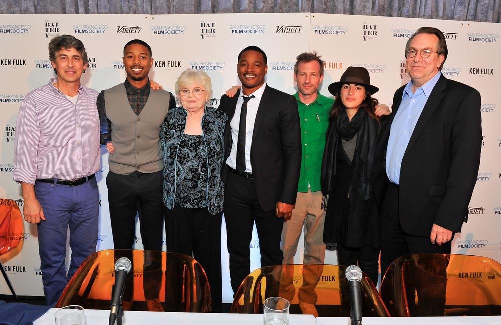 Alexander Payne, Michael B. Jordan, June Squibb, Ryan Coogler, Spike Jonze, Jehane Noujaim, and Steven Gaydos