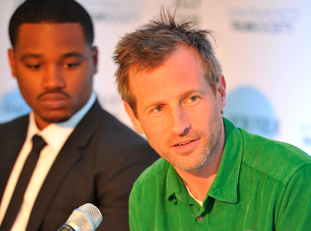 Ryan Coogler and Spike Jonze