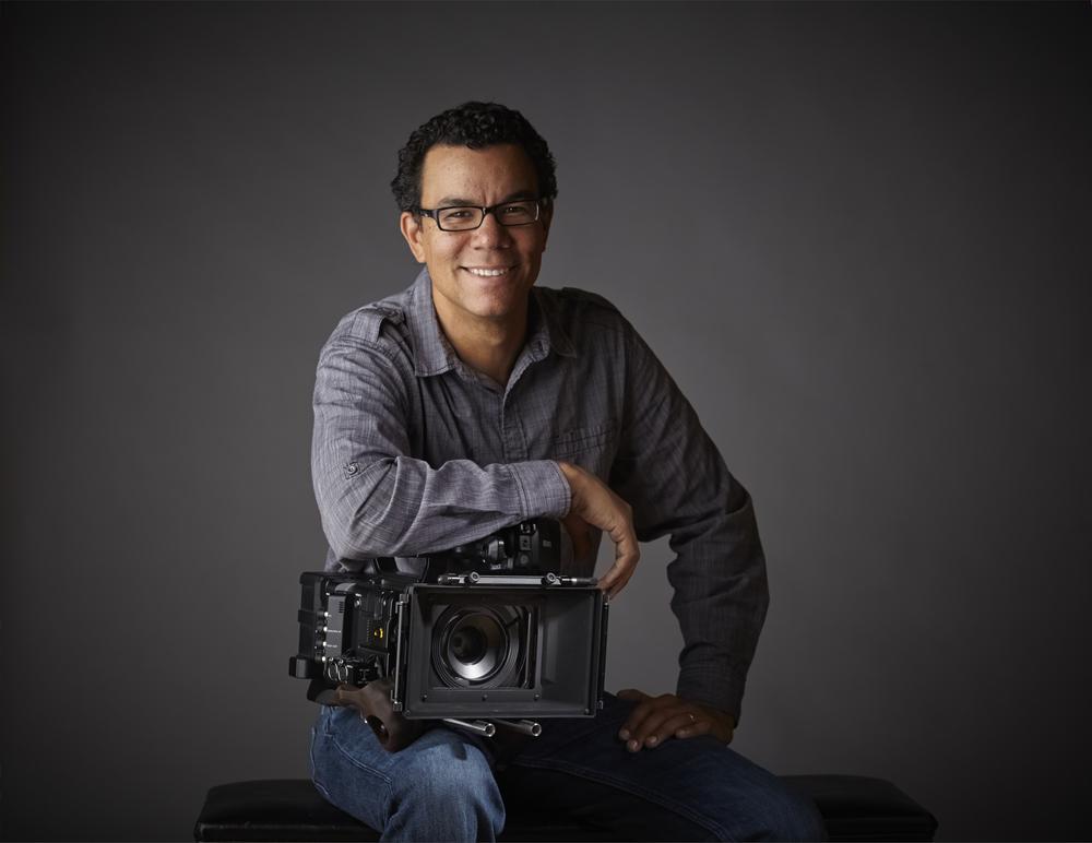 Filmmaker Peter Nicks
