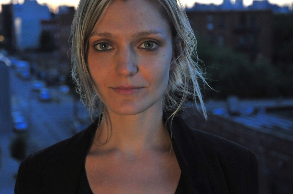 Filmmaker Sara Colangelo