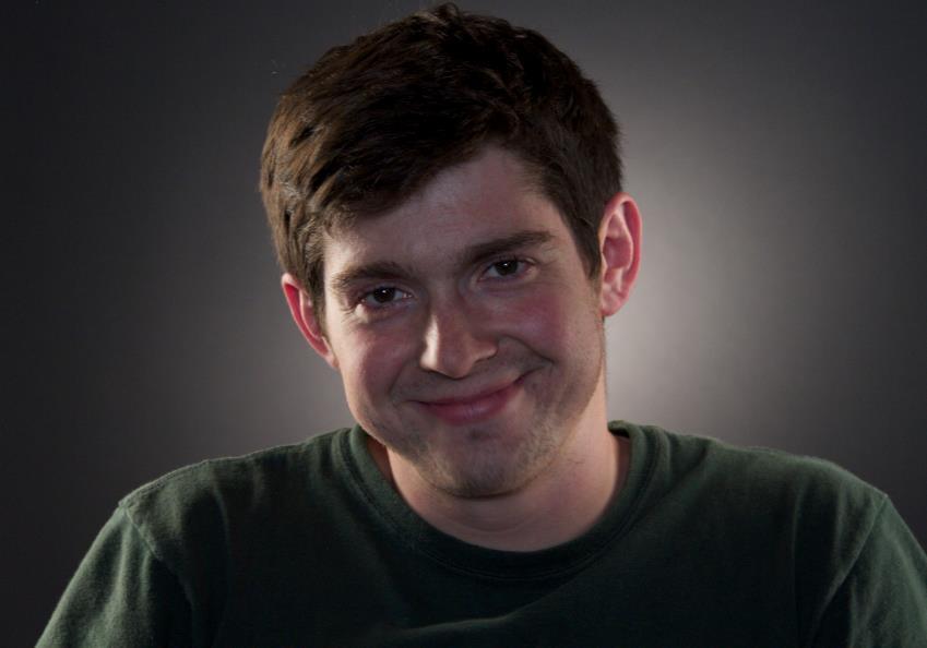 Filmmaker Joshua Tate