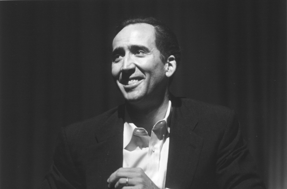 Peter J. Owens Award recipient Nicolas Cage at the 41st SFIFF