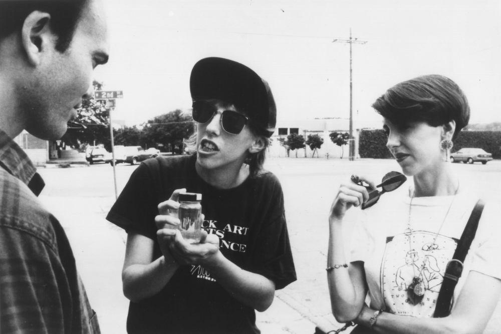 Linklater's SLACKER (1991) was shown at the 34th San Francisco International Film Festival.
