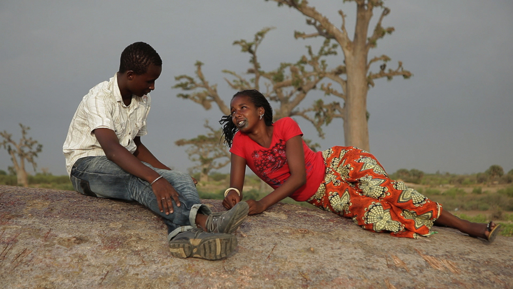 A still from TALL AS THE BAOBAB TREE