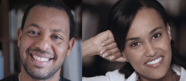 Filmmakers  Zeresenay Berhane Mehari  and  Mehret Mandefro  will arrive in the Bay Area  next month.