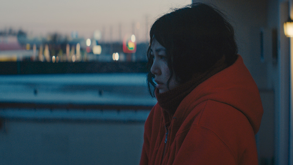 Kumiko, The Treasure Hunter ,   SFIFF57 alum