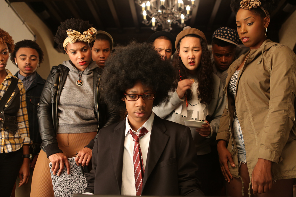 Dear White People,  SFIFF57 Audience Award Winner