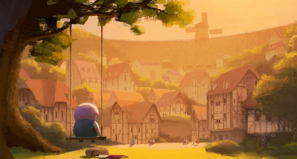 The Dam Keeper , SFIFF57 alum