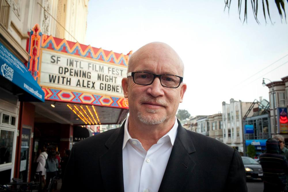 Director Alex Gibney, Opening Night of SFIFF58