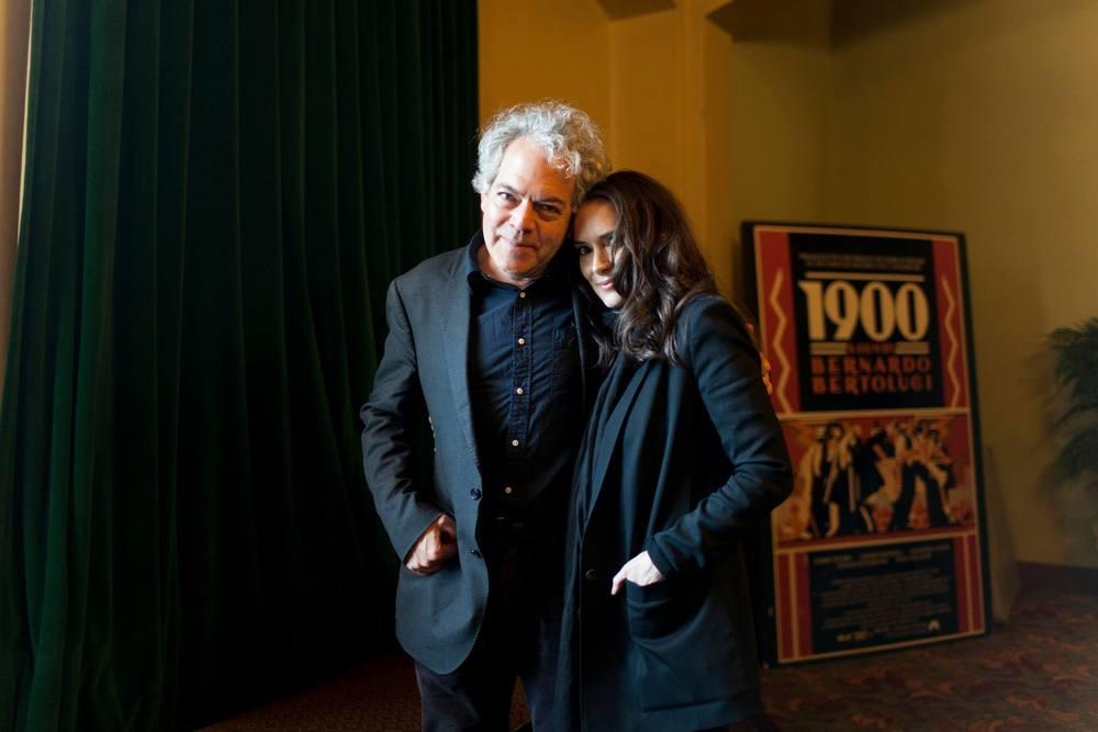 Director Michael Almereyda & Winona Ryder, SFIFF58 Closing Night