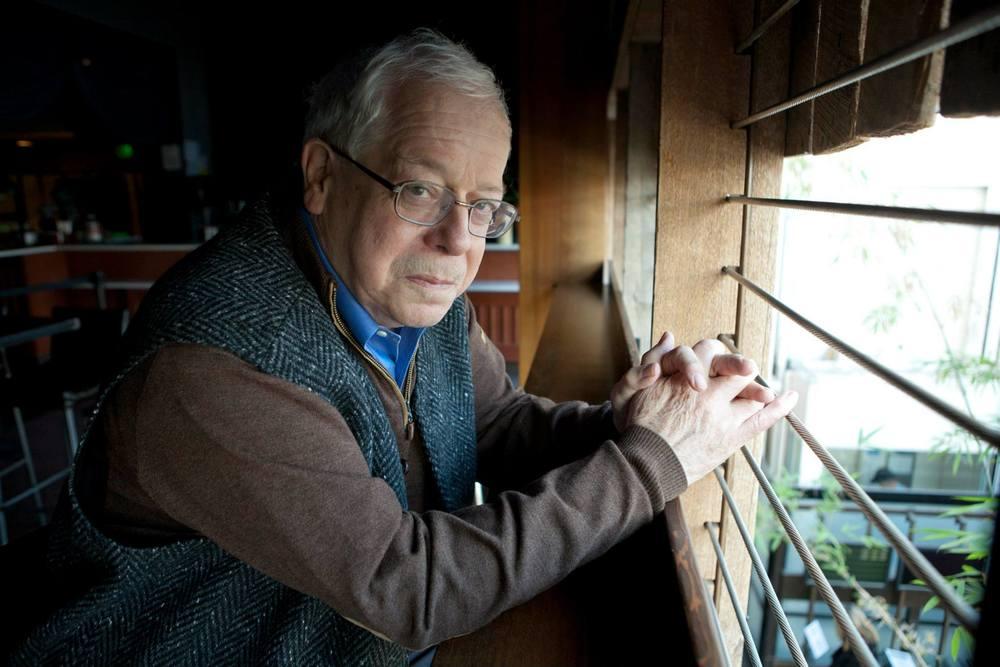 Author & film critic David Thomson