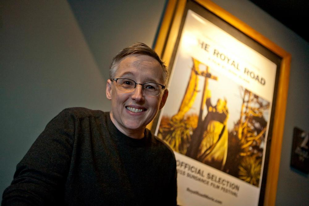Filmmaker Jenni Olson