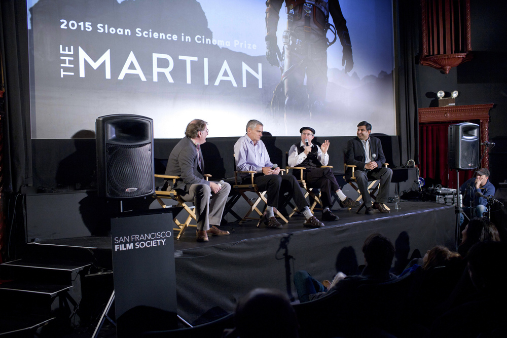 Science in Cinema: The Martian