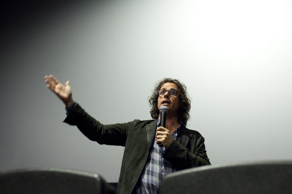Documentarian Davis Guggenheim