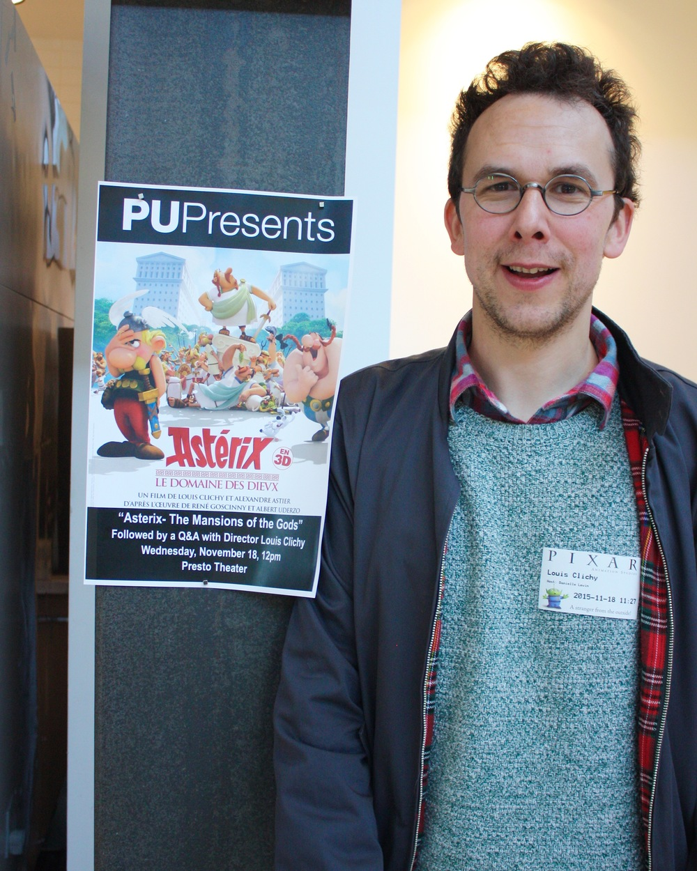 Bringing Asterix to the Pixar campus