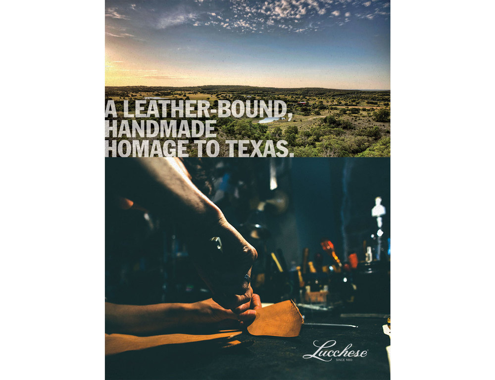 Lucchese Poster Design 3
