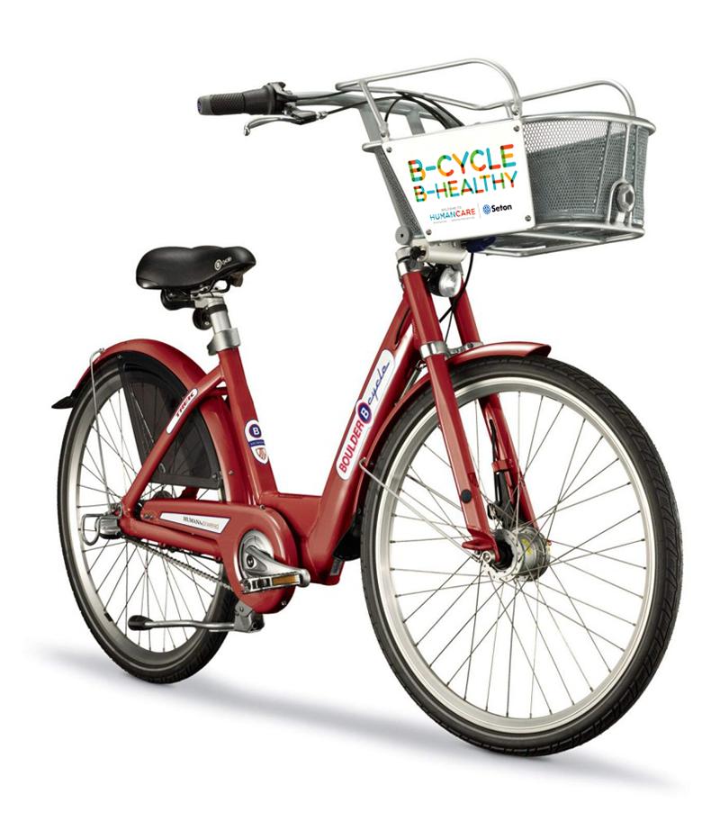 Seton Humancare B-cycle Ad