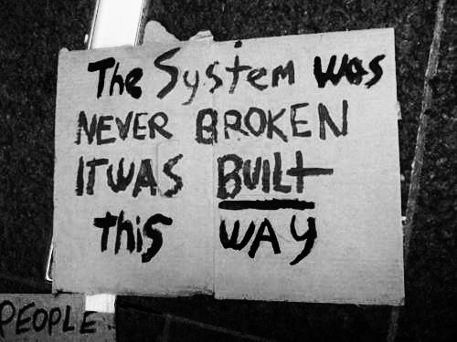 system is not broken