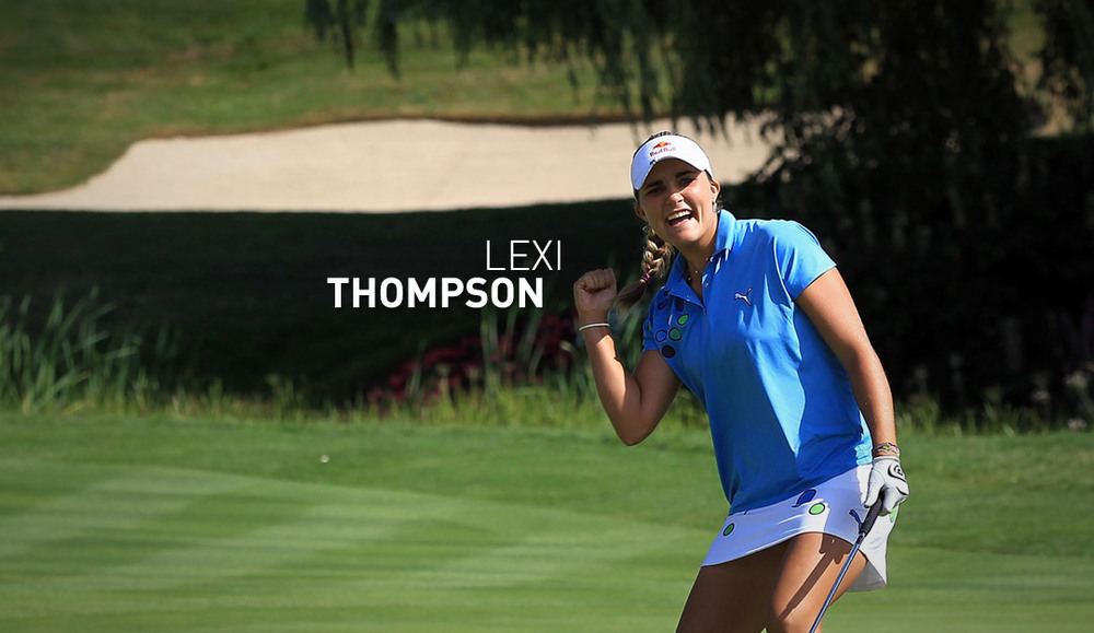 Lexi Thompson LPGA - Beautiful Young Talent!