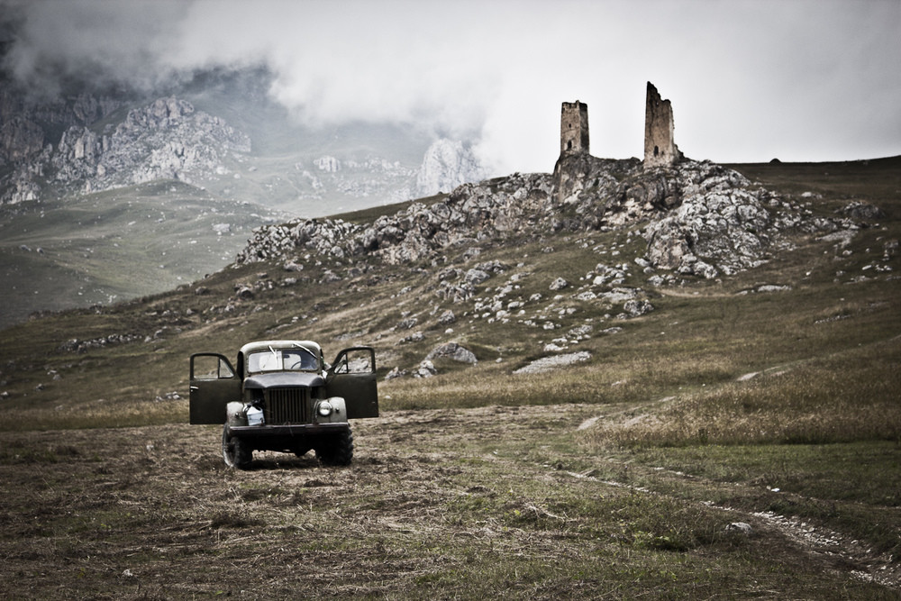 North Ossetia 2011