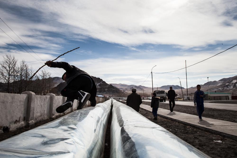 Ölgii - Mongolia 2013