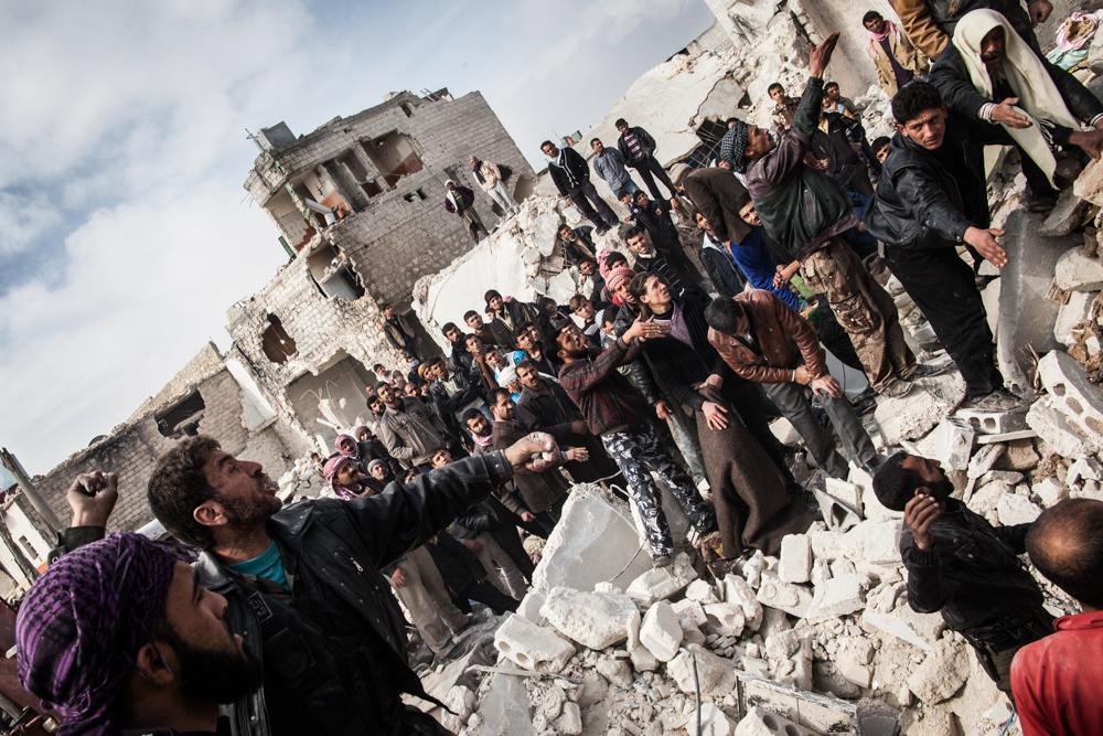 Aleppo - Syria 2013
