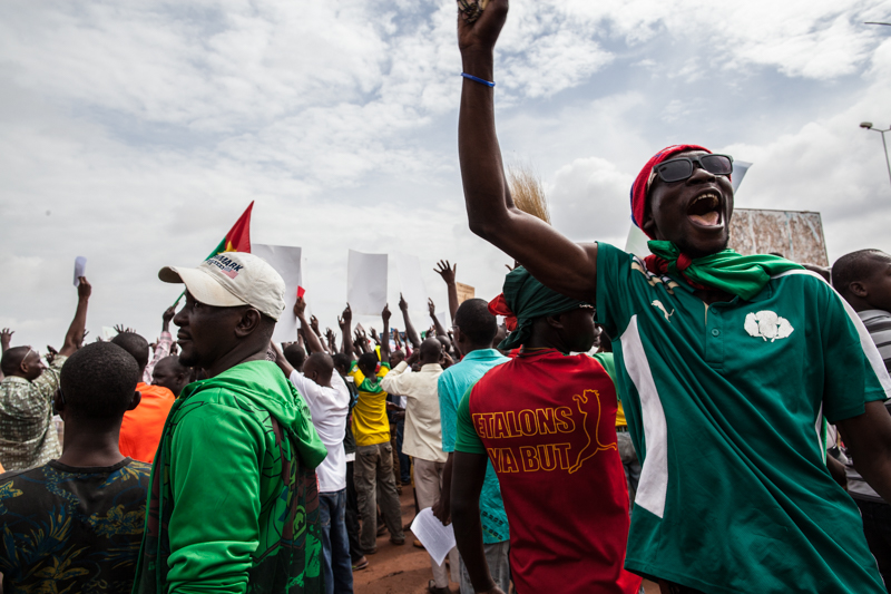 Burkina Faso 2014