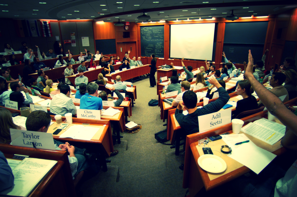 Key Thoughts On The Hbs Essay  Amerasia Consulting Group Harvard Business Schools Case Learning Environment Requires Participation  But Even More So It Requires