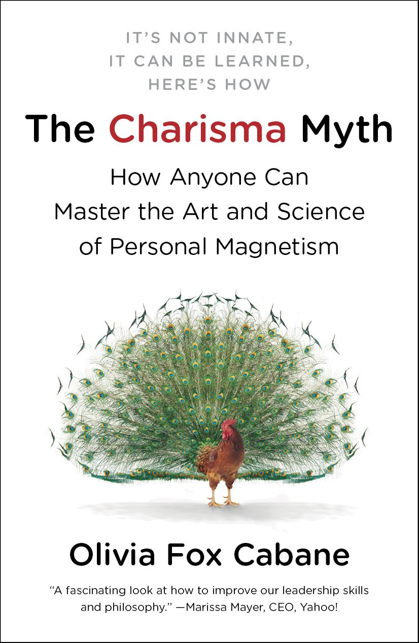 Monday MBA Resource Charisma Myth | By Adam Hoff | MBA Admissions Consultant | Amerasia Consulting Group