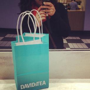 DAVIDsTEA! And Tassel Case! Happiness!