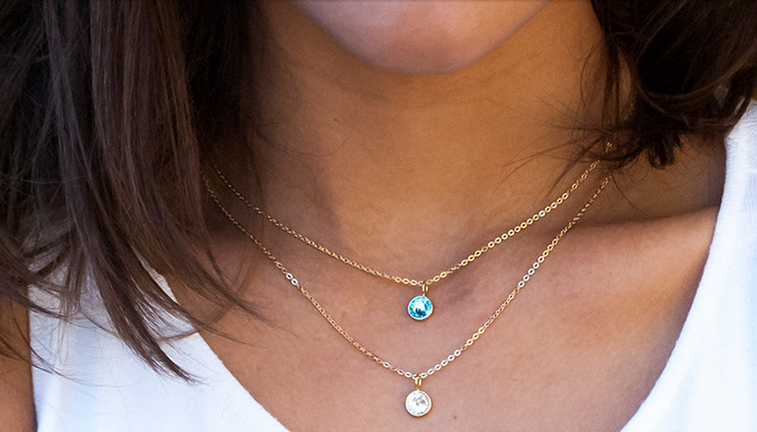 Lusting over the new stone collection at Samantha Faye.
