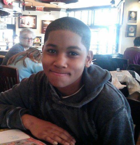Last photo taken of Tamir Rice, weeks before his death.