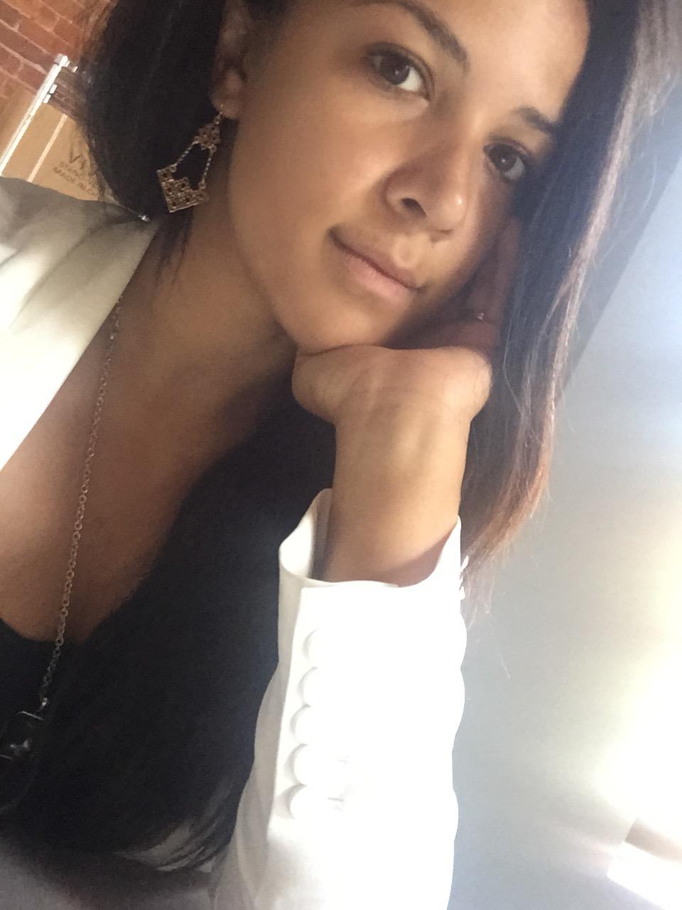 Office selfies in my favorite Halston Heritage blazer. Am I Olivia Pope yet?