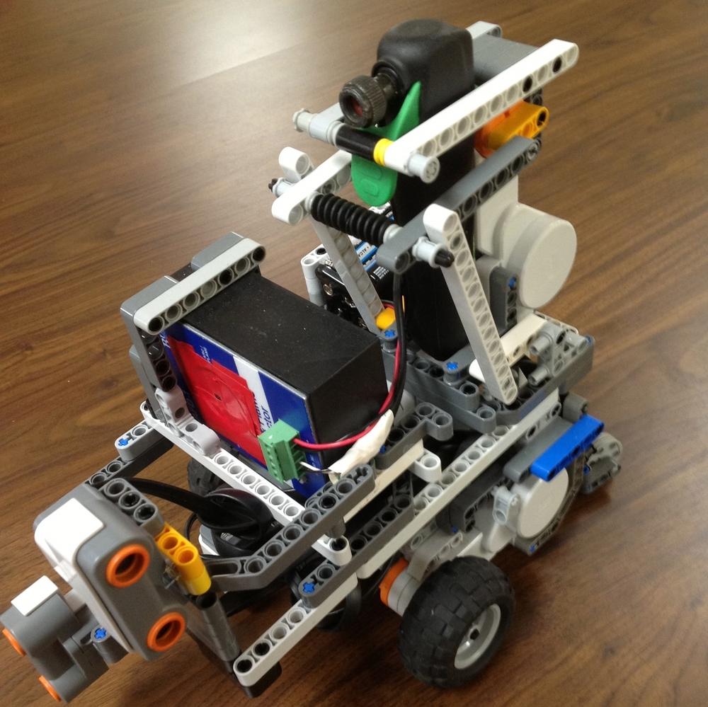 Future Fire Bot Champ