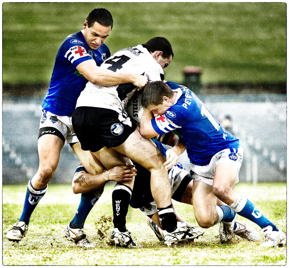 Newtown Jets Rugby League team dressing room