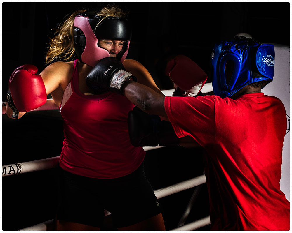 JOES BOXING, FEMALE BOXERS