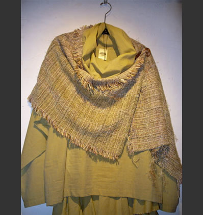 Sage Shoulder Wrap
