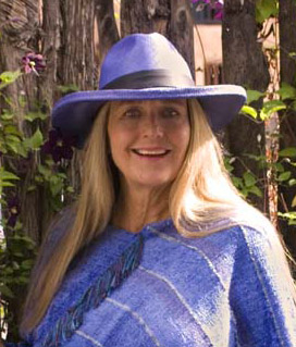 Owner and Weaver Ceil Swanson