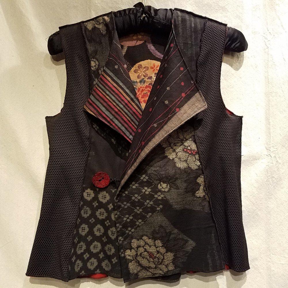 Reversible Vest BBG1121 sm $295