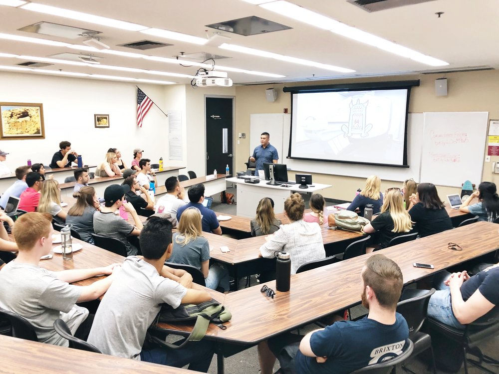 Arizona State University Engagement