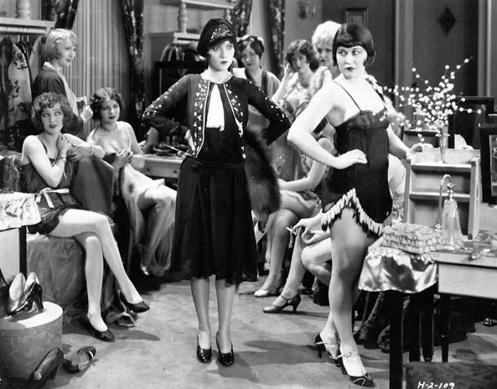 Fashion Show Fig Leaves film 1926