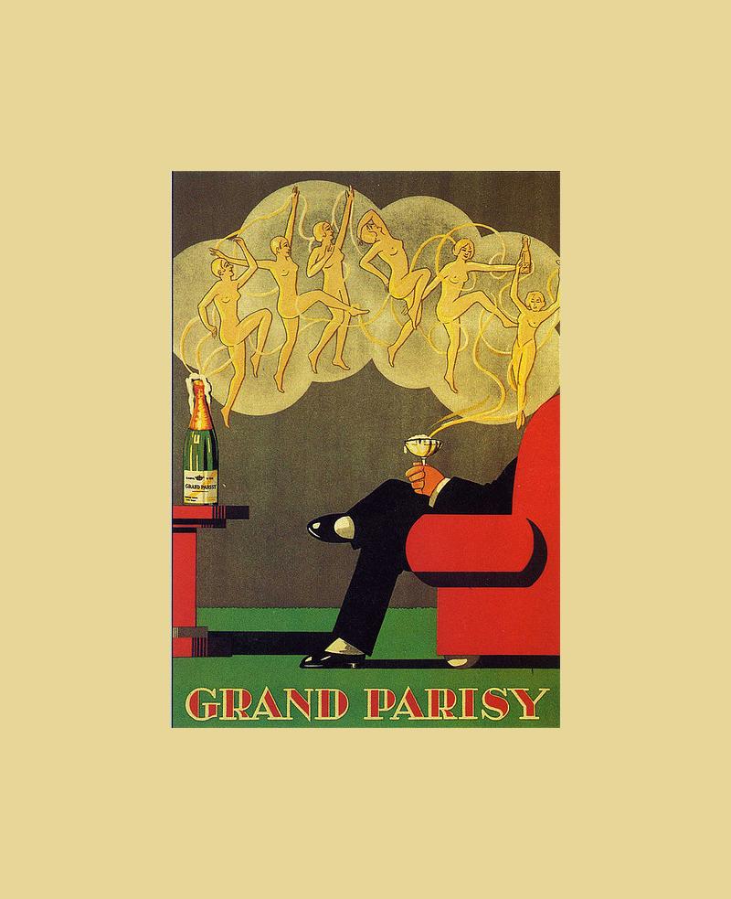grand parisy