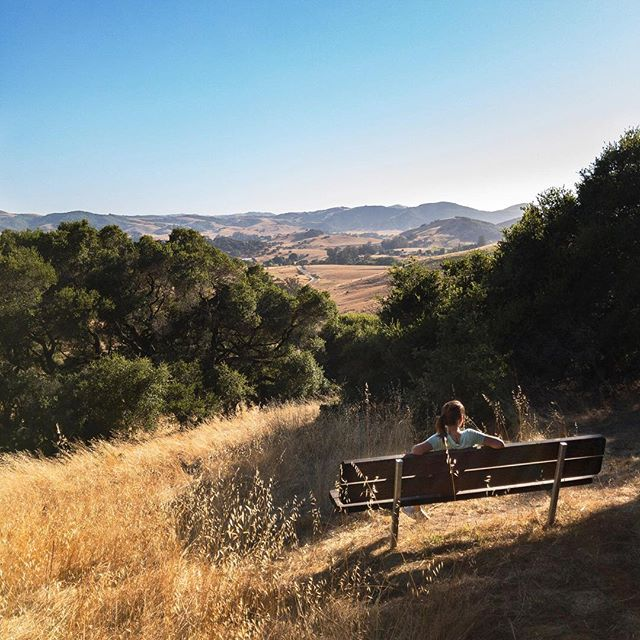 A very rare moment with @erincois when free babysitting and an opportunity for a hike collide. #petaluma #sonomacounty #outsideisfree
