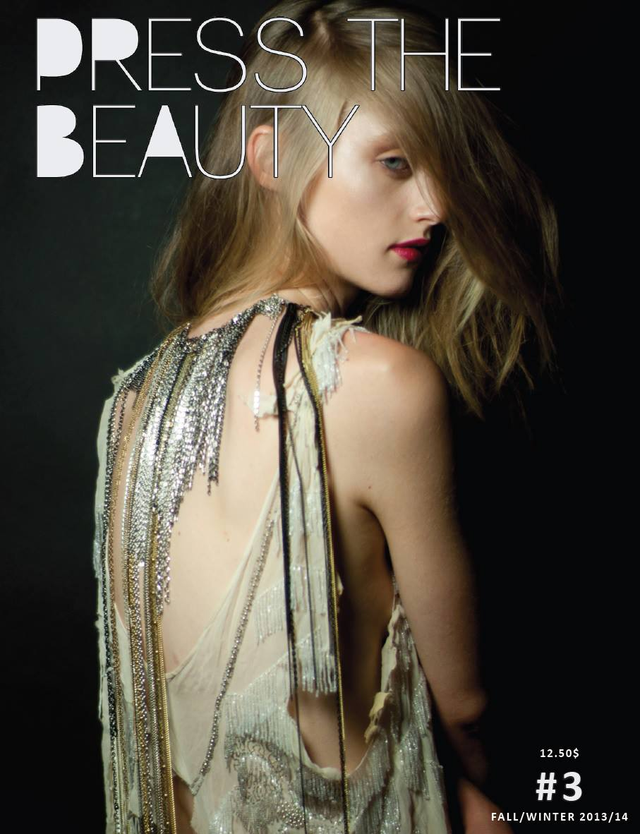 Press The Beauty Magazine Fall-Winter 2013