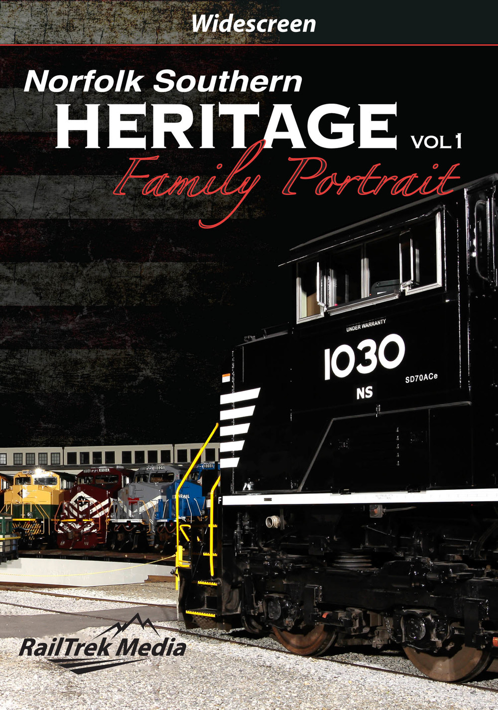 NS Heritage vol. 1 - Family Portrait Widescreen Program DVD Cover